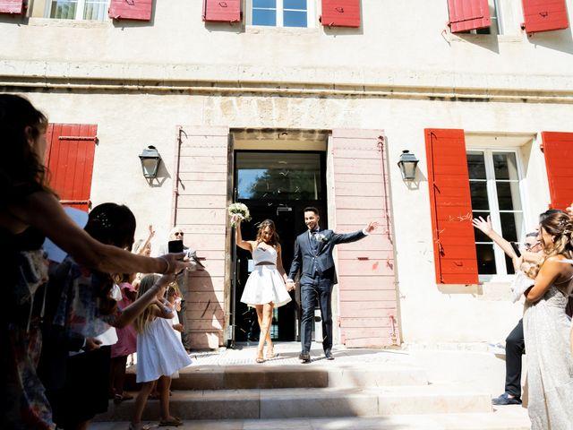 Le mariage de Xavier et Marine à Simiane-Collongue, Bouches-du-Rhône 9