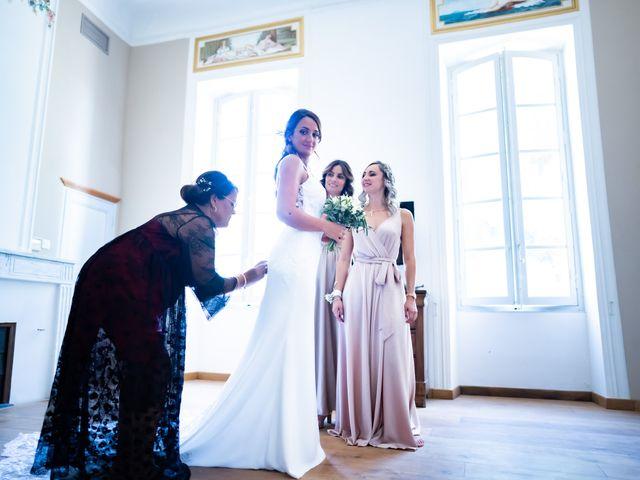 Le mariage de Xavier et Marine à Simiane-Collongue, Bouches-du-Rhône 10