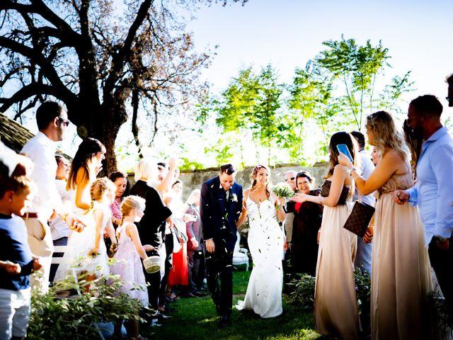 Le mariage de Xavier et Marine à Simiane-Collongue, Bouches-du-Rhône 14