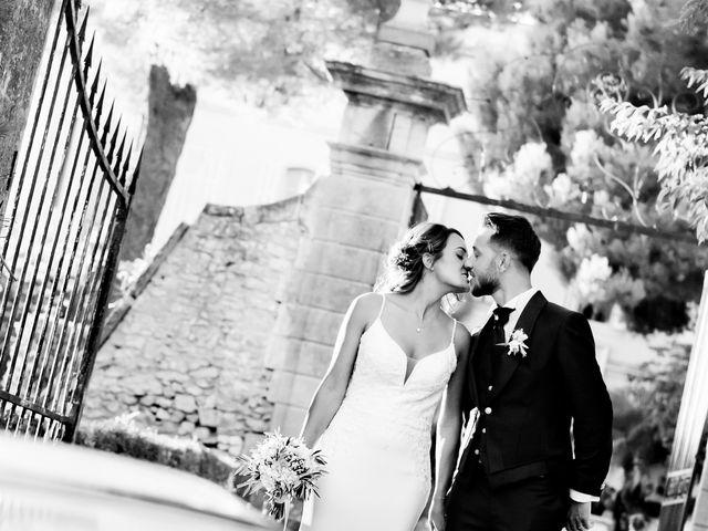 Le mariage de Xavier et Marine à Simiane-Collongue, Bouches-du-Rhône 15