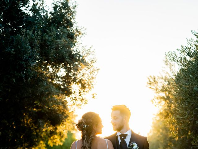 Le mariage de Xavier et Marine à Simiane-Collongue, Bouches-du-Rhône 23
