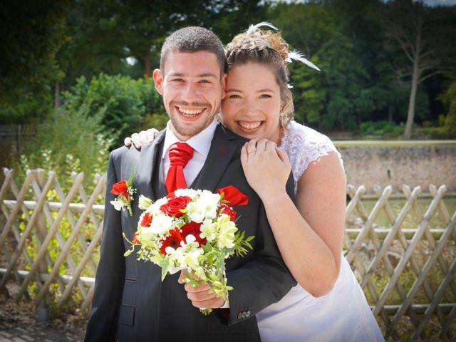 Le mariage de Quentin et Marion à Nibelle, Loiret 13