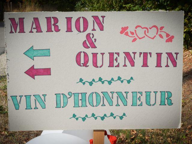 Le mariage de Quentin et Marion à Nibelle, Loiret 21