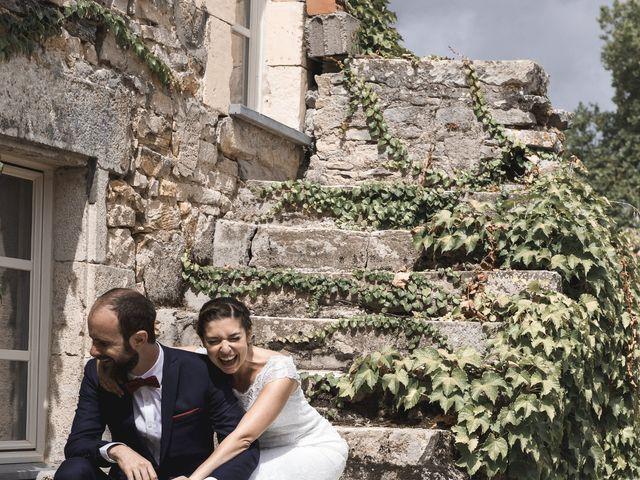 Le mariage de Loïc et Marie à Magny-Cours, Nièvre 25