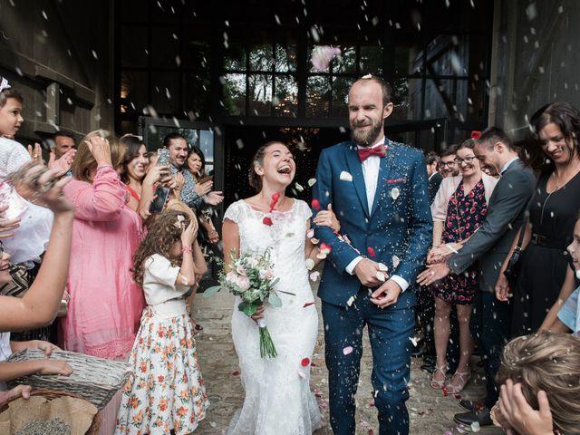 Le mariage de Loïc et Marie à Magny-Cours, Nièvre 35