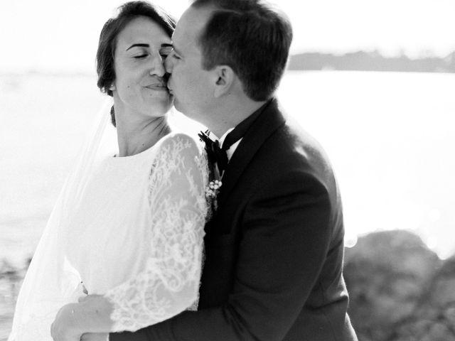 Le mariage de Benjamin et Léa à Baden, Morbihan 6