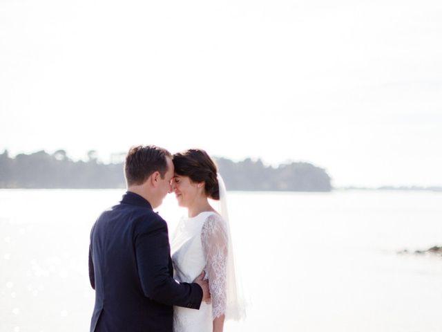 Le mariage de Benjamin et Léa à Baden, Morbihan 16