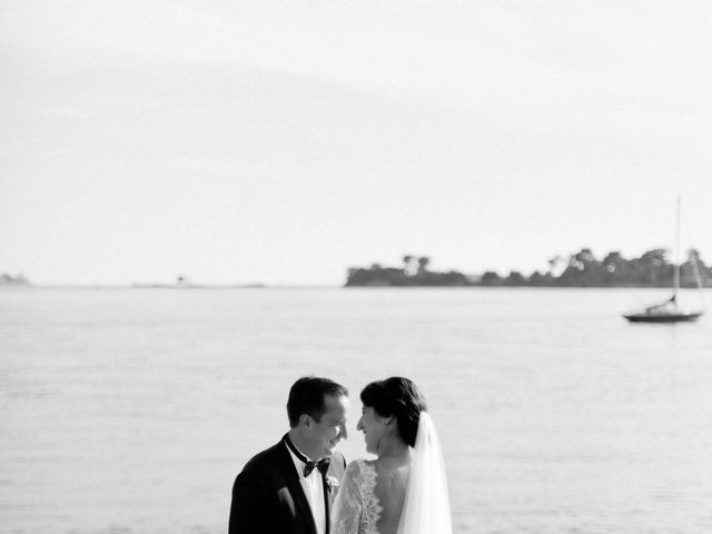 Le mariage de Benjamin et Léa à Baden, Morbihan 18