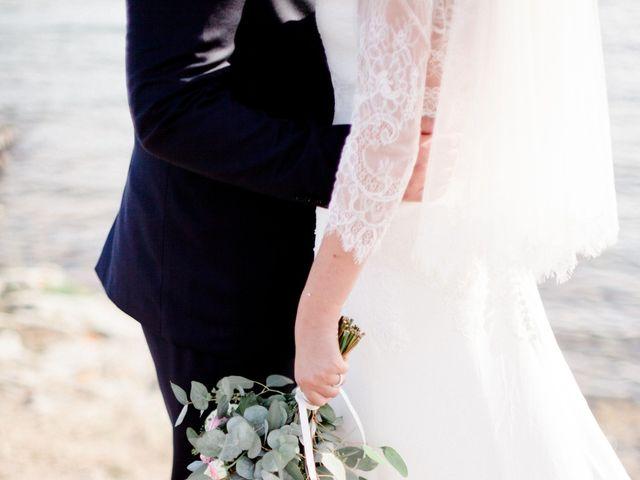 Le mariage de Benjamin et Léa à Baden, Morbihan 19