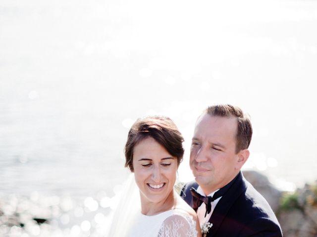 Le mariage de Benjamin et Léa à Baden, Morbihan 24