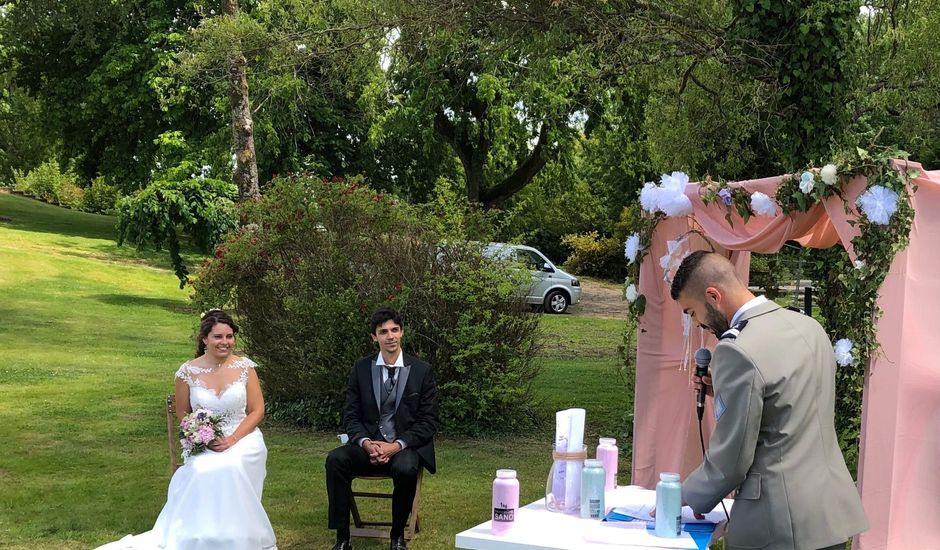 Le mariage de Cyril  et Anaïs  à Rion-des-Landes, Landes