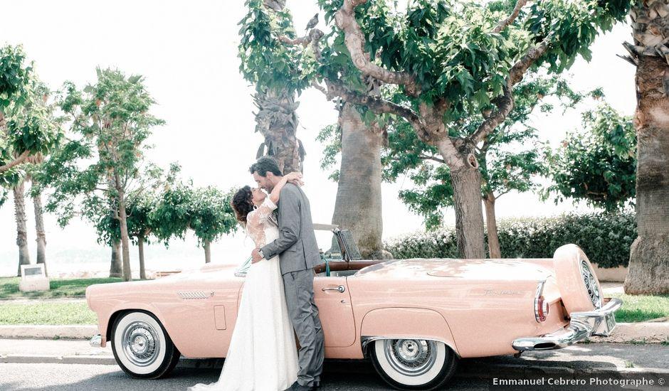 Le mariage de Julien et Christelle à Toulon, Var