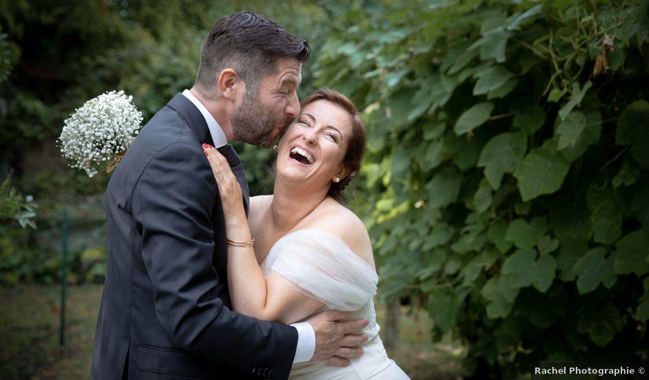 Le mariage de Rémi et Julie à Saint-Gervais, Gironde