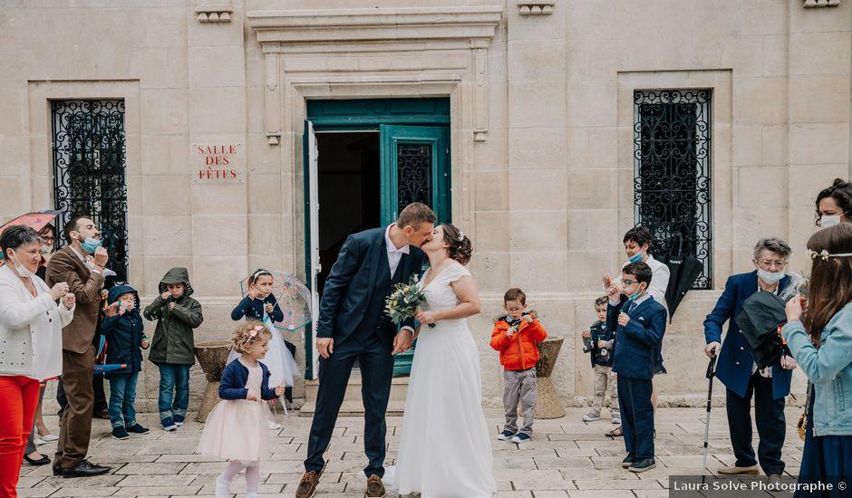 Le mariage de Aurélien et Nadège à Chérac, Charente Maritime