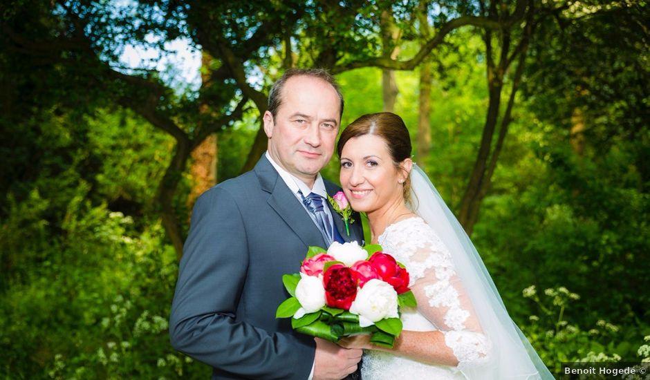 Le mariage de Damien et Mary à Leffrinckoucke, Nord