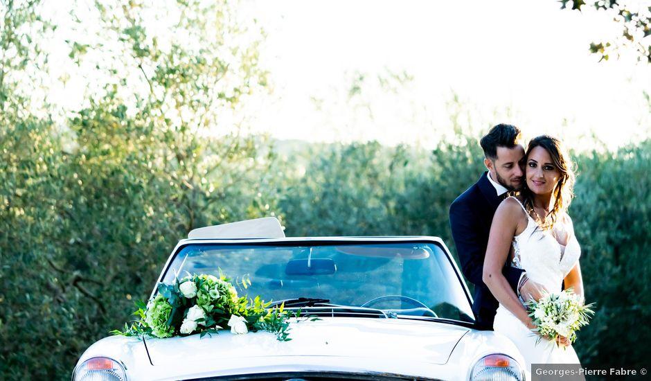 Le mariage de Xavier et Marine à Simiane-Collongue, Bouches-du-Rhône