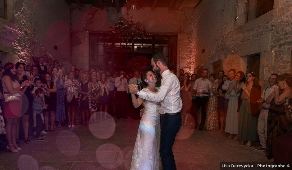 Le mariage de Loïc et Marie à Magny-Cours, Nièvre