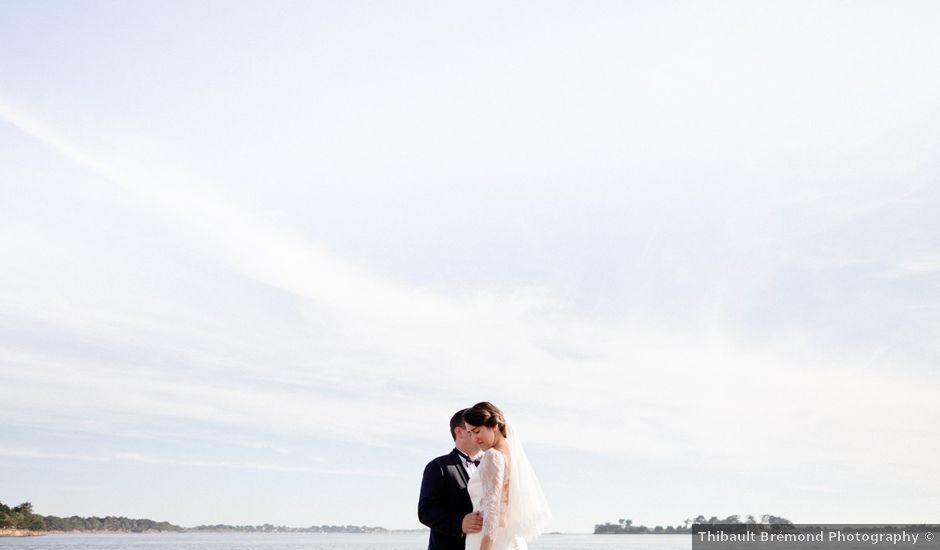 Le mariage de Benjamin et Léa à Baden, Morbihan