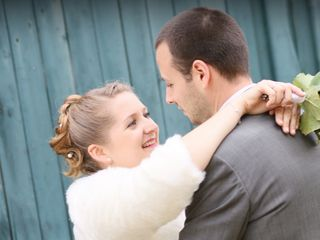 Le mariage de Jeremy et Virginie 1