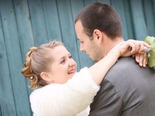 Le mariage de Jeremy et Virginie