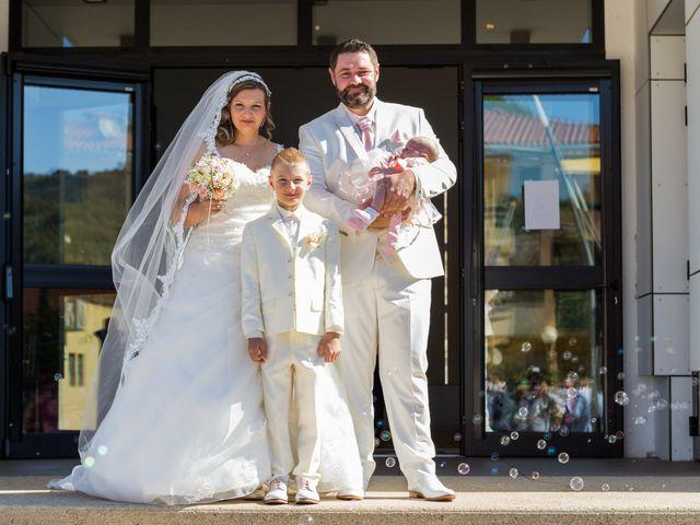 Le mariage de Stéphanie et Gilles