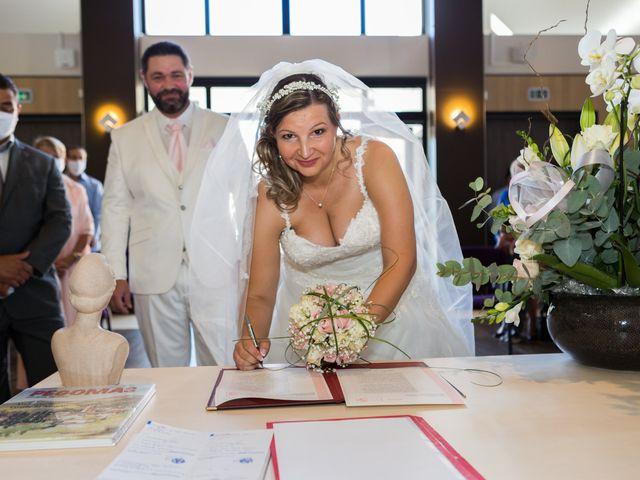 Le mariage de Gilles et Stéphanie à Pégomas, Alpes-Maritimes 10