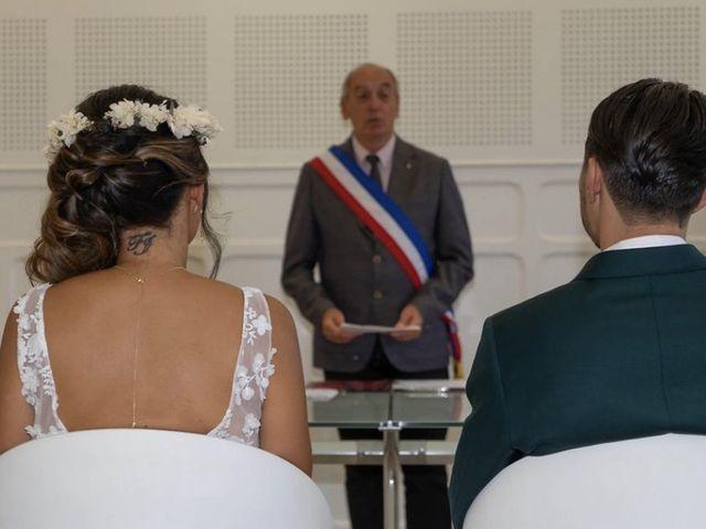 Le mariage de Andy et Fanny  à Saint-Cannat, Bouches-du-Rhône 5