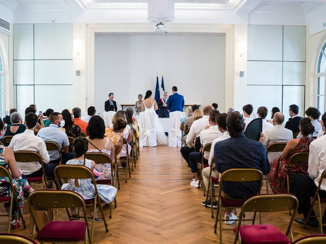 Le mariage de Simon et Nhu-Mai à Anglet, Pyrénées-Atlantiques 11