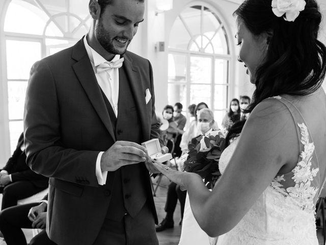 Le mariage de Simon et Nhu-Mai à Anglet, Pyrénées-Atlantiques 12
