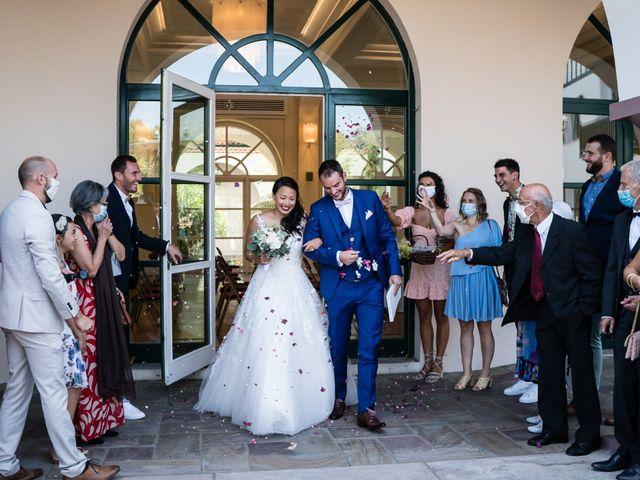 Le mariage de Simon et Nhu-Mai à Anglet, Pyrénées-Atlantiques 15