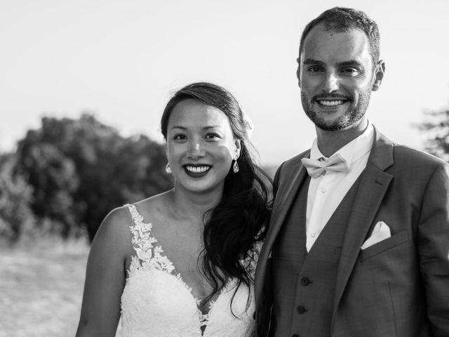 Le mariage de Nhu-Mai et Simon