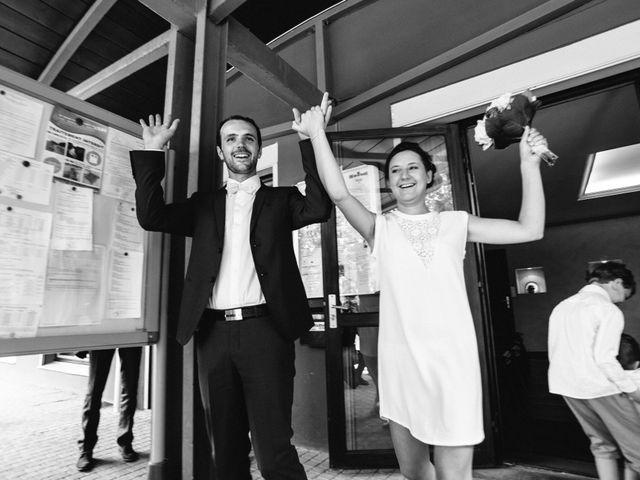Le mariage de Jonnathan et Mathilde à Génelard, Saône et Loire 7