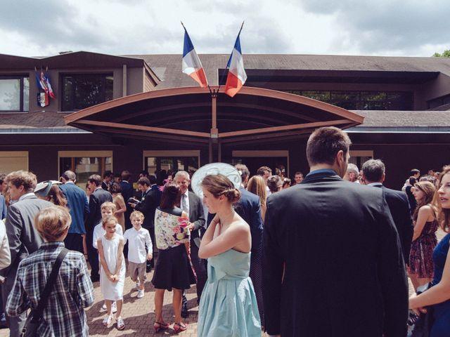 Le mariage de Jonnathan et Mathilde à Génelard, Saône et Loire 9
