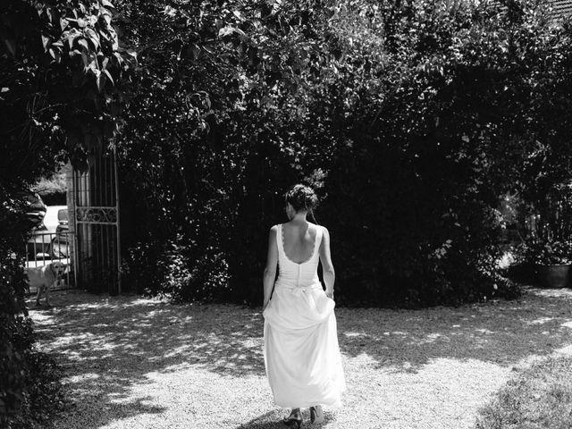 Le mariage de Jonnathan et Mathilde à Génelard, Saône et Loire 19