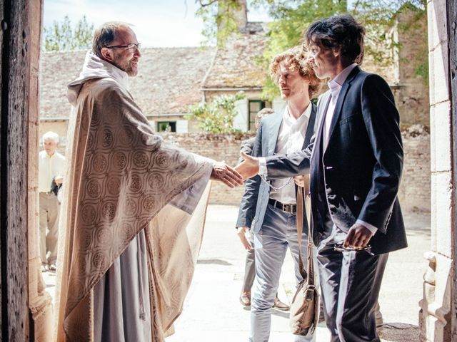 Le mariage de Jonnathan et Mathilde à Génelard, Saône et Loire 20