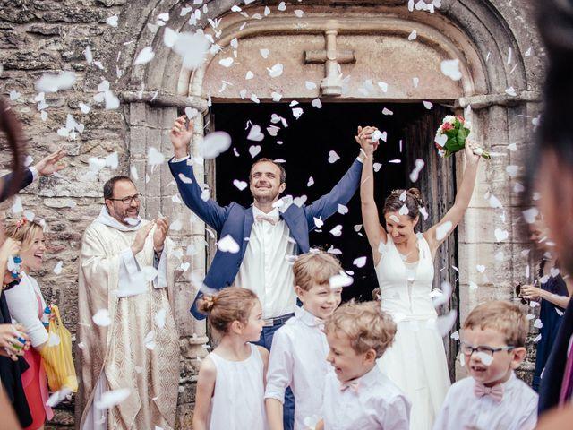 Le mariage de Jonnathan et Mathilde à Génelard, Saône et Loire 34