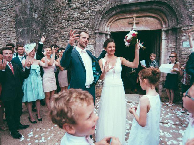 Le mariage de Jonnathan et Mathilde à Génelard, Saône et Loire 38