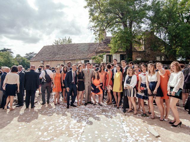 Le mariage de Jonnathan et Mathilde à Génelard, Saône et Loire 41