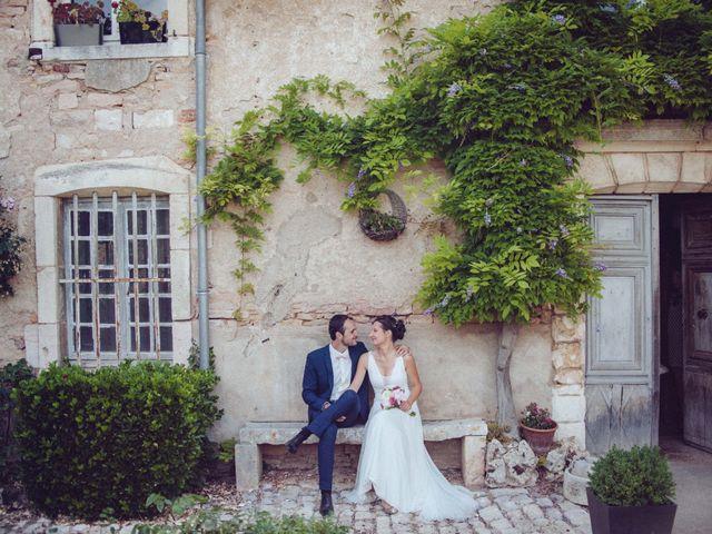 Le mariage de Jonnathan et Mathilde à Génelard, Saône et Loire 48