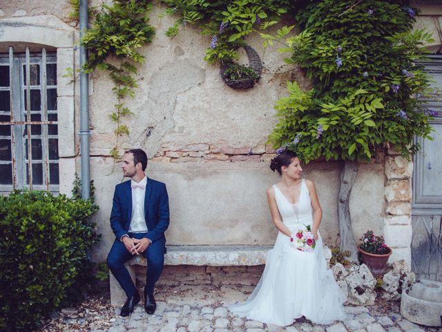 Le mariage de Jonnathan et Mathilde à Génelard, Saône et Loire 49