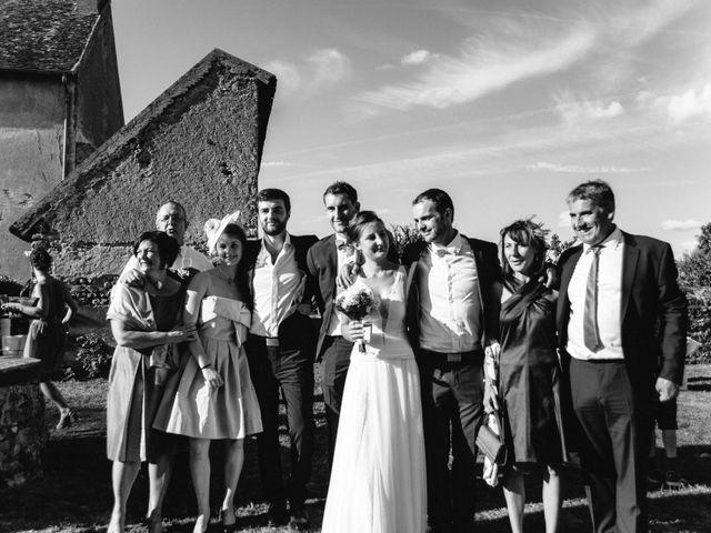 Le mariage de Jonnathan et Mathilde à Génelard, Saône et Loire 55