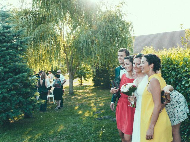 Le mariage de Jonnathan et Mathilde à Génelard, Saône et Loire 59