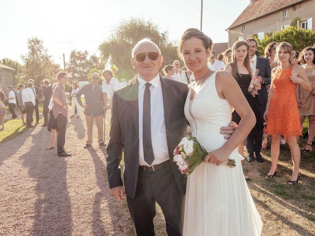 Le mariage de Jonnathan et Mathilde à Génelard, Saône et Loire 61