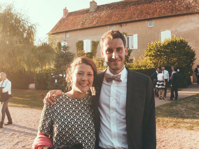 Le mariage de Jonnathan et Mathilde à Génelard, Saône et Loire 66