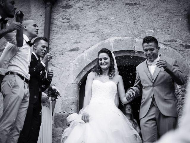 Le mariage de Julien et Tsunami à Villefranche-de-Conflent, Pyrénées-Orientales 1
