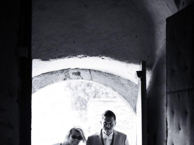 Le mariage de Julien et Tsunami à Villefranche-de-Conflent, Pyrénées-Orientales 4
