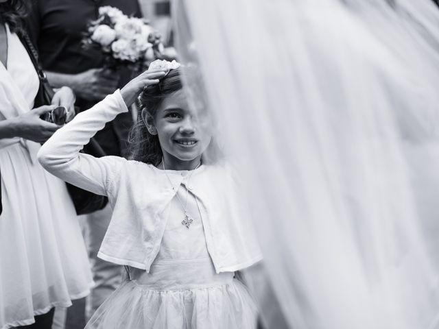 Le mariage de Julien et Tsunami à Villefranche-de-Conflent, Pyrénées-Orientales 6