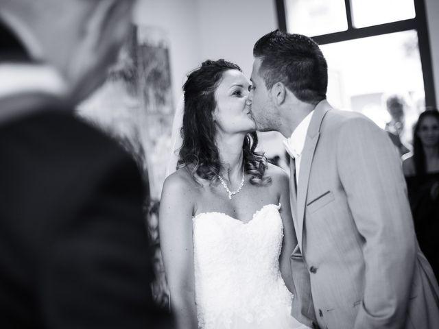Le mariage de Tsunami et Julien