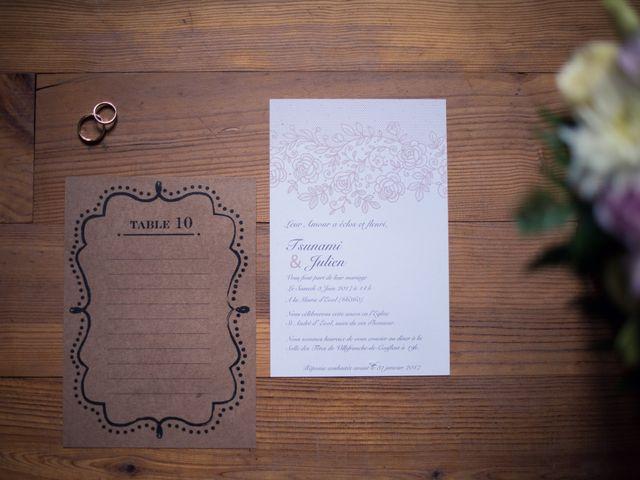 Le mariage de Julien et Tsunami à Villefranche-de-Conflent, Pyrénées-Orientales 28