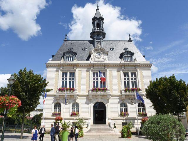 Le mariage de Sébastien et Emmanuelle à Corbeil-Essonnes, Essonne 17